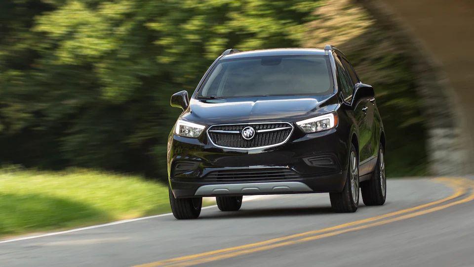 New 2022 Buick Encore Specs & Review